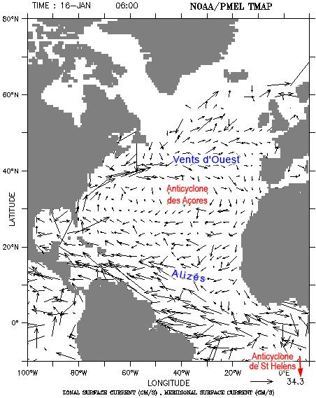 Comment les masses d'eau océaniques sont elles en mouvement   2